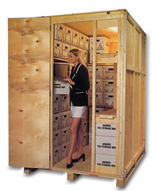 file storage container
