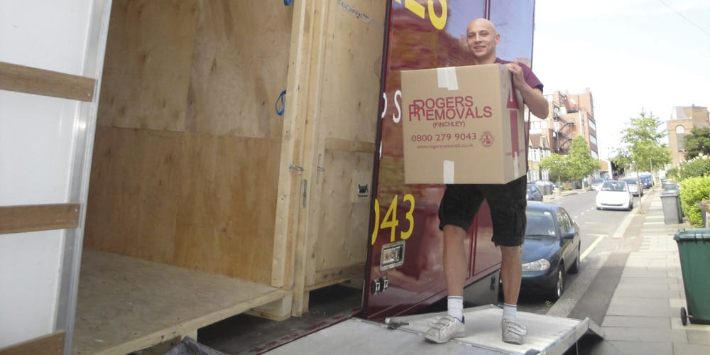 Decluttering tips Rogers Removals