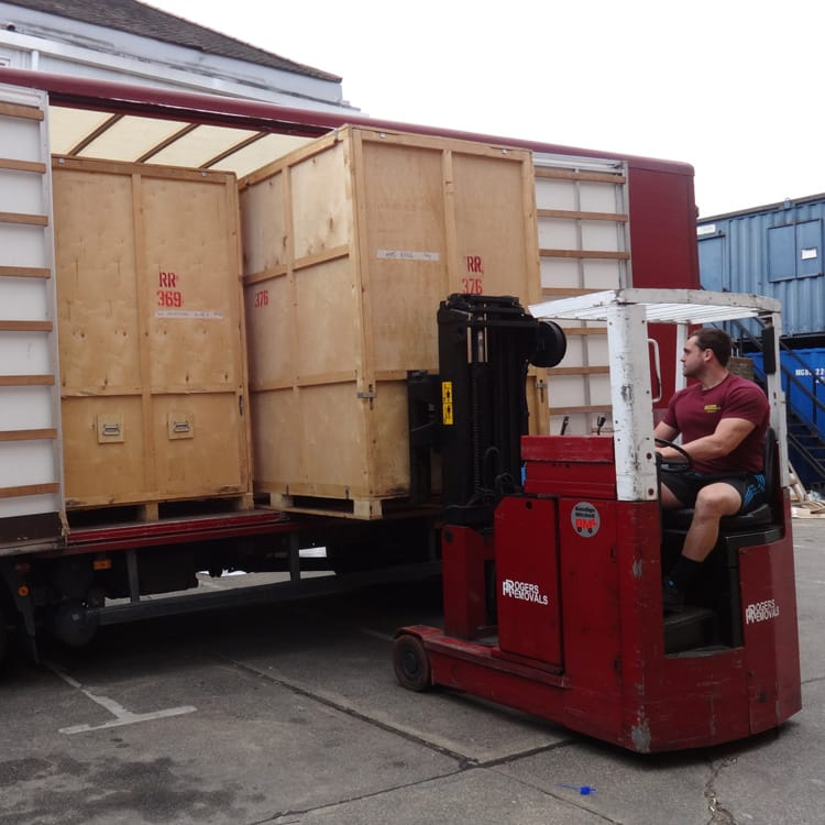 Removals Storage Amp Packing North London Rogers Removals