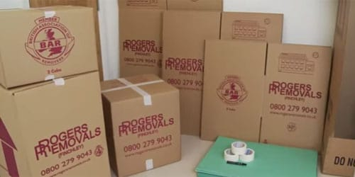 watch videos Rogers Removals