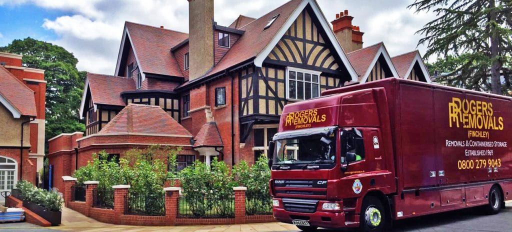 rogers removals website
