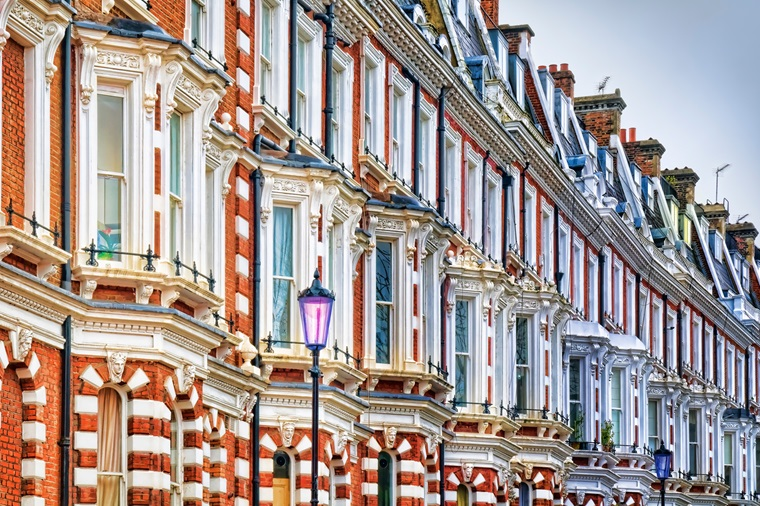 Kensington West London W