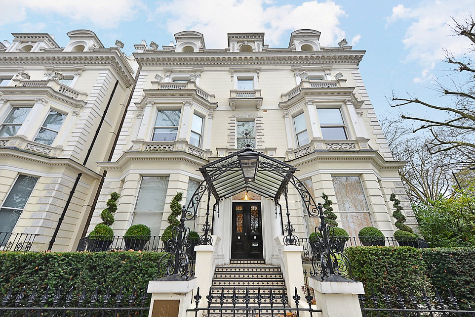 Luxurious Life In Holland Park West London Rogers Removals