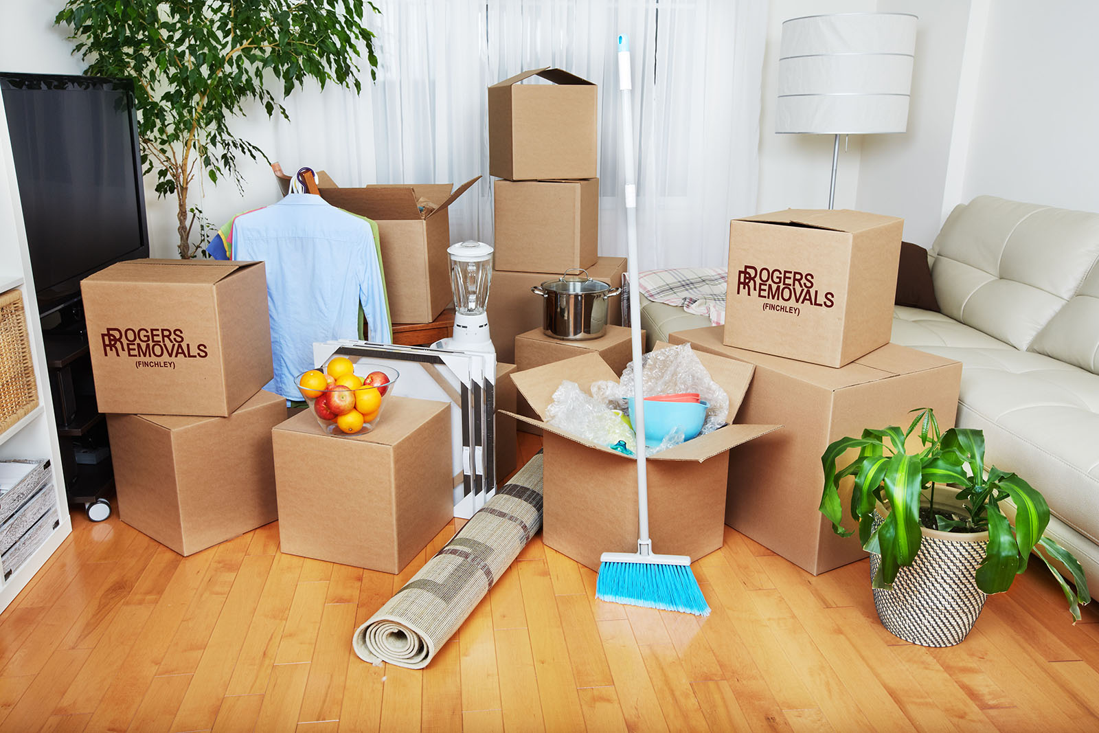 How To Pack A House To Move Quickly Rogers Removals