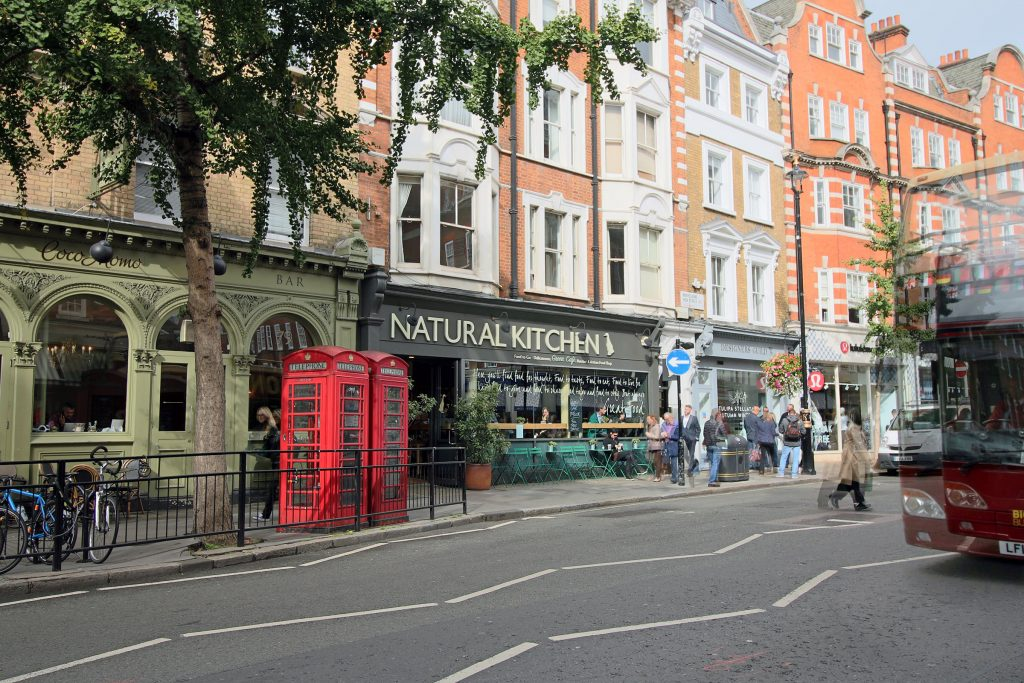 Natural Kitchen - Marylebone London